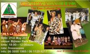 Ewe Cultural and Fund Raising Day in Amsterdam