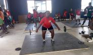 Indomie Youth and Junior inter-club weightlifting competition