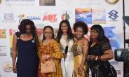 A cross section of female guests at the KMP event in a photo by Kwame Asante Ofori of TheAfricanDream LLC