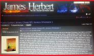 James Herbert featured Author Abdul Haye Amin Articles!
