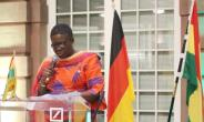 Ghana Ambassador To Germany; Her Excellency Akua Sena Dansua On The 58th Independence Anniversary Of Ghana Organized  By The Ghana Embassy In Berlin Germany
