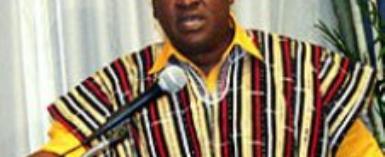 An Open Letter To Former President, John Dramani Mahama