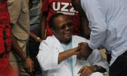 Tanzanian opposition leader Tundu Lissu escaped an assassination bid in September last year.  By TONY KARUMBA (AFP/File)