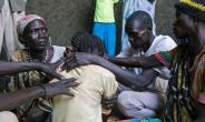 Thousands of South Sudanese civilians have been displaced due to fighting between government and opposition forces, but the UN has only 30% of the necessary aid funds.  By ALBERT GONZALEZ FARRAN (AFP/File)