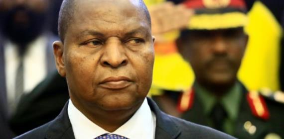 Three rebel chiefs named 'advisers' to Central African govern