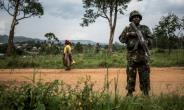 The eastern DR Congo is also battling an Ebola outbreak and the UN said insecurity is hampering efforts to contain the disease.  By John WESSELS (AFP)