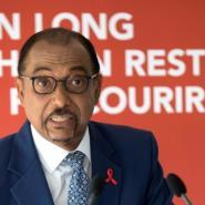 The findings released last week were a stunning rebuke of Sidibe's nine-year tenure.  By Thomas SAMSON (AFP/File)