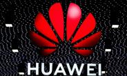 The Huawei logo on display at the Mobile World Congress in Barcelona on February 26, 2019.  By Pau Barrena (AFP)