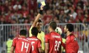 The officiating came under intense scrutiny during the first leg in Alexandria.  By Khaled DESOUKI (AFP)