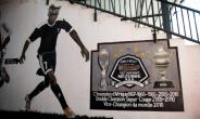 The political battles rife in Democratic Republic of Congo have stopped Tout Puissant Mazembe from using their new academy.  By Agnes Bun (AFP)