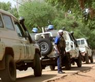 The UN mission in the country, known by the acronym of MINUSMA, was deployed to Mali after unrest in 2012.  By SOULEYMANE  AG ANARA (AFP/Archives)