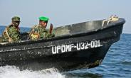 The Uganda navy regularly patrols Lake Edward in a bid to crack down on illegal fishing on the body of water which it shares with DR Congo.  By ISAAC KASAMANI (AFP/File)