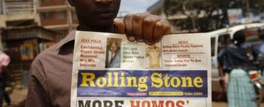 DIET OF HOMOSEXUAL FISH TO SAVE AFRICA?