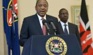 Uhuru Kenyatta's victory in Kenya's presidential election in August was annulled by the country's supreme court over widespread irregularities -- a new vote is scheduled for October 26.  By SIMON MAINA (AFP/File)