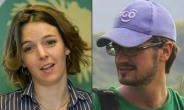 UN experts Zaida Catalan and Michael Sharp were killed in Kasai, DR Congo, in March.  By BERTIL ERICSON, TIMO MUELLER (TT News Agency/AFP/File)
