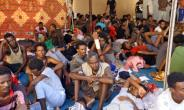 UN Secretary-General Antonio Guterres says the number of migrants held in detention in Libya has increased over the past six months.  By Mahmud TURKIA (AFP/File)