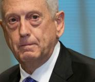 US Defense Secretary Jim Mattis's comments came as questions mount in the US media about the events on October 4.  By SAUL LOEB (AFP)