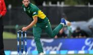 Wayne Parnell, pictured in 2017, has not played for South Africa in nearly a year.  By Marty MELVILLE (AFP/File)