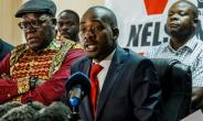 Zimbabwe's opposition leader Nelson Chamisa narrowly lost the July election by what his MDC party claimed was 'cheating and chicanery'.  By Jekesai NJIKIZANA (AFP/File)