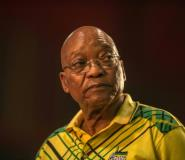 Zuma's presidency has been mired in corruption scandals and tarnished by a weakening economy.  By MUJAHID SAFODIEN (AFP/File)