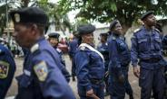 A policeman and three Bundu dia Kongo (BDK) fighters were killed in a raid on the compound in Kinshasa, Democratic Republic of the Congo, that housed the spiritual leader of the BDK movement.  By FEDERICO SCOPPA (AFP/File)
