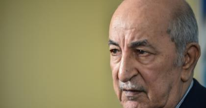 Abdelmadjid Tebboune is seen as close to Algeria's powerful military elite.  By RYAD KRAMDI (AFP/File)