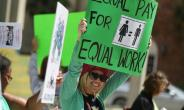 After years of advances in education, health and political representation, women registered setbacks in all three areas this year, World Economic Forum said.  By JOE RAEDLE (GETTY IMAGES NORTH AMERICA/AFP/File)