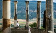 After decades of decay, custodians of the remains of the ancient site of Volubilis are bringing back the tourists.  By FADEL SENNA (AFP)