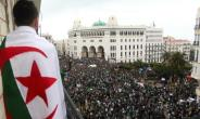 Algerians mass again on the streets of the capital demanding ailing President Abdelaziz Bouteflika step down.  By - (AFP)