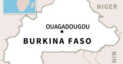 An armed group attacked a cattle market in eastern Burkina Faso killing around 20 people.  By AFP (AFP/File)