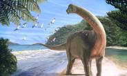 An elephant-sized dinosaur called Mansourasaurus sheds new light on Afro-European dinosaur ties, scientists said.  By Andrew McAFEE (Carnegie Museum of Natural History/AFP/File)