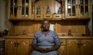 Annah Muambadzi was one of many people in poor rural communities across South Africa who lost money when the VBS bank collapsedafter $130 million was looted by 53 individuals last year.  By GULSHAN KHAN (AFP)