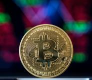 Bitcoin is a virtual currency that operates over the internet, without a central bank or single administrator in charge.  By JACK GUEZ (AFP)