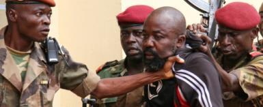 Central African MP Alfred Yekatom aka
