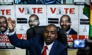 Chamisa urged two African blocs to ensure that the July 30 ballot is fair.  By Jekesai NJIKIZANA (AFP)