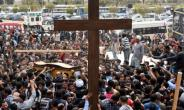 Church bombings in December and April claimed by the Islamic State jihadist group killed dozens of Egypt's Coptic Christians.  By MOHAMED EL-SHAHED (AFP/File)