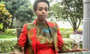 Diane Rwigara, a critic of Rwanda's President Paul Kagame, has gone on trial for inciting insurrection and forgery.  By Cyril NDEGEYA (AFP/File)