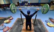 Egyptian female weightlifter Sara Samir, who competes under the name