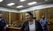 Former realtor Vicki Momberg, 49, was convicted for repeatedly hurling racist insults including the word