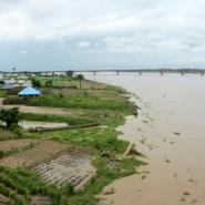 Floods in central Benue state forced more than 100,000 people to flee their homes in early September.  By Lemmy IJIOMA (AFP)