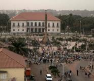 Guinea-Bissau has been in the grip of a power struggle since August 2015, when President Jose Mario Vaz sacked his prime minister.  By Xaume Olleros (AFP/File)