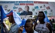 Katumbi lives in self-imposed exile in Belgium but retains a large and vocal following of supporters back home.  By JOHN WESSELS (AFP)