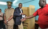Kenyan President Uhuru Kenyatta conceded that his election victory would be challenged legally.  By SIMON MAINA (AFP/File)