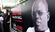 Khalifa Sall, 62, lost a legal battle to overturn a five-year sentence for fraudulent use of public funds, a charge that he denied and said was politically motivated.  By SEYLLOU (AFP/File)