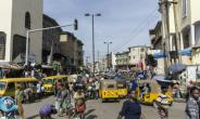 Lagos is attracting interest from global tech giants keen to tap into an emerging market of young, connected Africans.  By STEFAN HEUNIS (AFP/File)