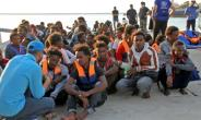 Libya has become a key transit country for illegal migration across the Mediterranean Sea with mostly sub-Saharan Africans seeking a better life in Europe.  By STRINGER (AFP)