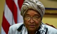 Liberia's President Ellen Johnson Sirleaf, Africa's first elected female head of state, is stepping down after a maximum of two terms but her party is expelling her for not backing its candidate, her vice-president Joseph Boakai.  By ISSOUF SANOGO (AFP/File)