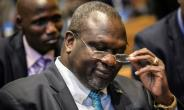 Machar is to be reinstated as vice president under the terms of the peace deal.  By Michael Tewelde (AFP/File)