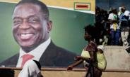 Mnangagwa is campaigning on a promise to revive Zimbabwe's sickly economy.  By ZINYANGE AUNTONY (AFP)