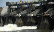 Newly renovated Mount Coffee Hydropower Project, a hydro-electric plant on Liberia's Saint Paul River, in Harrisburg, some 40 km from Monrovia.  By Zoom Dosso (AFP/File)
